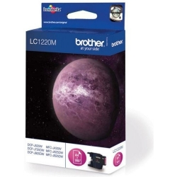 Tusz Brother LC1220M magenta