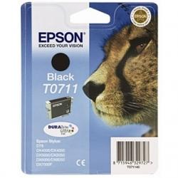 Tusz Epson T0711 czarny