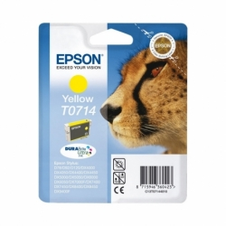 Tusz Epson T0714 yellow