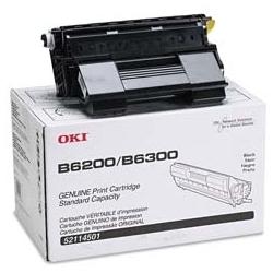 Toner OKI B6200 czarny