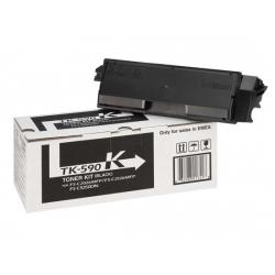 Toner Kyocera TK-590K czarny