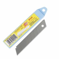Ostrza do nożyków biurowych 18 mm, opak.10szt