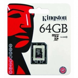 Karta pamięci Kingston SDHC 64 GB