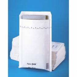 Koperty ochronne białe z folią bąbelkową Super Pak B/12 140x235 / 120x225