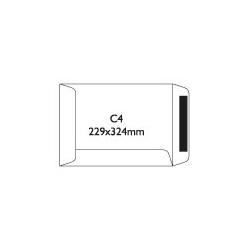 Koperty samoklejące SK C4, 229 x 324 mm biały, 50 szt.