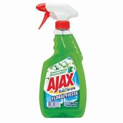 Płyn do mycia szyb Ajax 500ml zielony