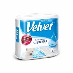 Ręcznik kuchenny Velvet dwuwarstwowy, opak.2 rolki