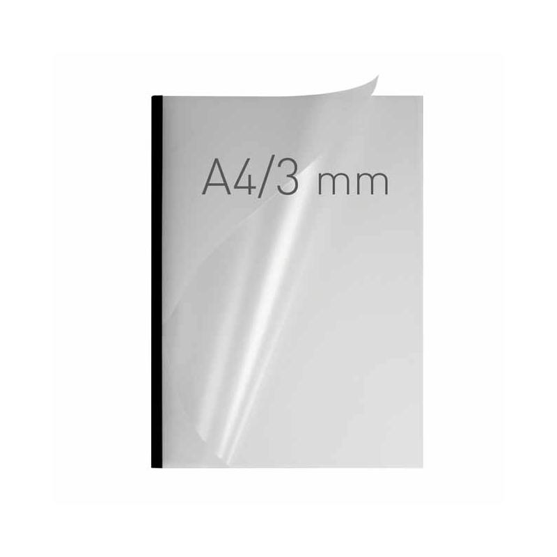 Okładki O.easyCOVER Double Semi Matt A4 3 mm