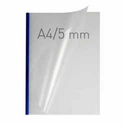 Okładki O.easyCOVER Double Semi Matt A4 5 mm