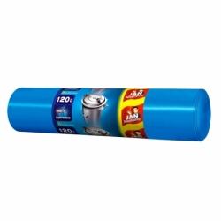 Worki na śmieci LD JN 120 L, 25 szt. niebieskie