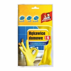 Rękawice domowe JN rozmiar S