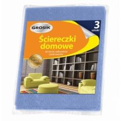 Ściereczki domowe Grosik 3 szt.