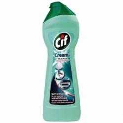Mleczko do czyszczenia CIF Bleach, pojemność 750 ml