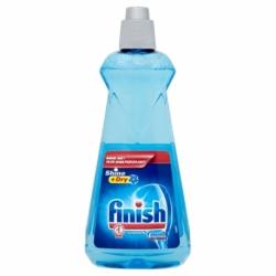 Finish płyn do zmywarek nabłyszczający, 400 ml