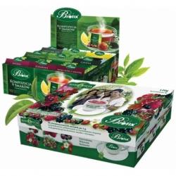 Herbata Bifix Premium kompozycja owocowa, 6 smaków (60 x 2g)