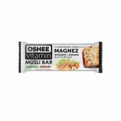 Baton owocowy OSHEE Vitamin 40g, rodzynki / orzechy