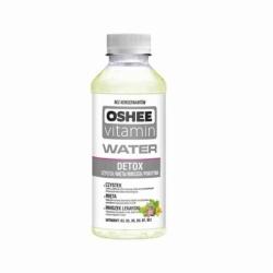 Woda OSHEE Vitamin 555 ml DETOX, czyste / mięta / mniszek / pokrzywa