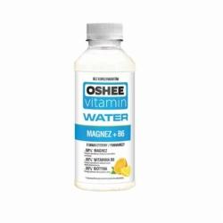 Woda OSHEE Vitamin 555 ml MAGNEZ + B6, smak cytryny i pomarańczy