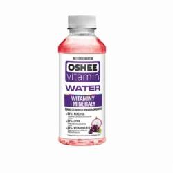 Woda OSHEE Vitamin 555 ml WITAMINY / MINERAŁY, smak czerwonych winogron