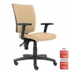 Krzesło obrotowe Metron czarne