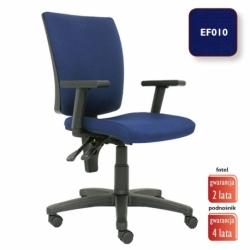 Krzesło obrotowe Metron granat