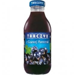 Sok Tarczyn 0,3 L zgrzewka 15szt czarna porzeczka