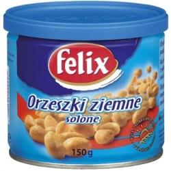 Orzeszki ziemne Felix solone 150 g