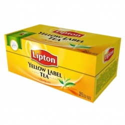 Herbata Lipton Yellow Label, 50szt.