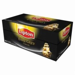 Herbata Lipton Earl Grey, 50szt.