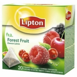 Herbata Lipton owocowa piramidka Forest Fruit 20 szt