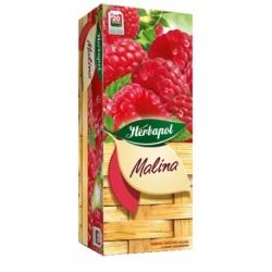 Herbata Herbapol owocowa Malinowa 20 szt