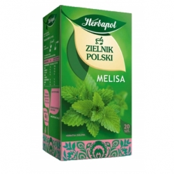 Herbata Herbapol owocowa Melisa 20 szt