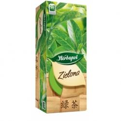 Herbata Herbapol Zielona 20 szt