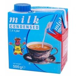 Mleko zagęszczone Gostyń w kartoniku 500ml, 7,5%