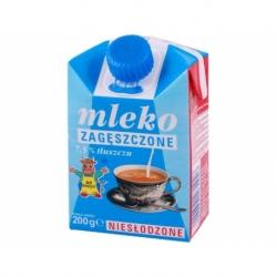 Mleko zagęszczone Gostyń w kartoniku 200g 7,5%