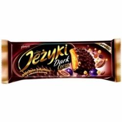 Ciastka Jeżyki, 140 g kakaowe