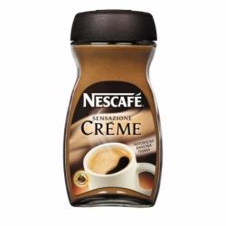 Kawa Nescafe 200g rozpuszczalna Creme Sensazione, słoik
