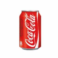 Coca-Cola 0,33 L puszka