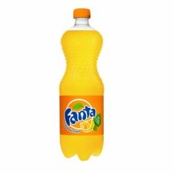 Napój Fanta pomarańczowa 1 L