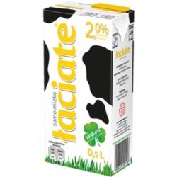 Mleko Łaciate 2% 0,5 L