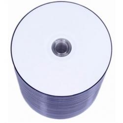 PŁYTY CD-R 700MB CAKE PRINTABLE 100 szt.