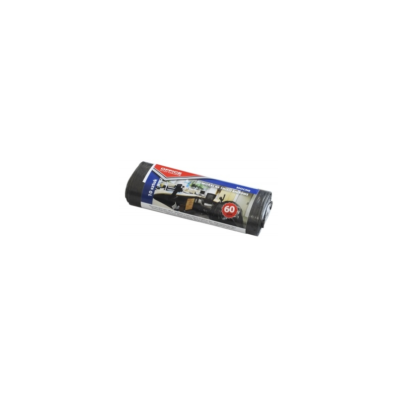 Worki na śmieci Super mocne LDPE Office Products 60 L