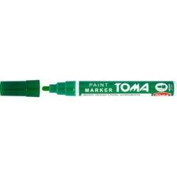 Marker olejowy TO-440 TOMA zielony