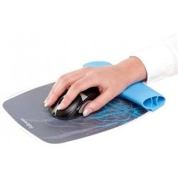 Podkładka pod mysz i nadgarstek silikonowa FELLOWES wi