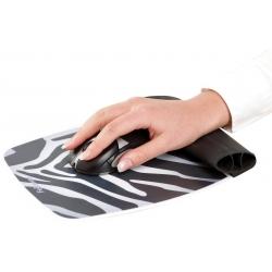 Podkładka pod mysz i nadgarstek silikonowa FELLOWES ZE