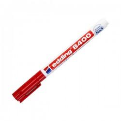 Marker do płyt Edding 8400 czerwony
