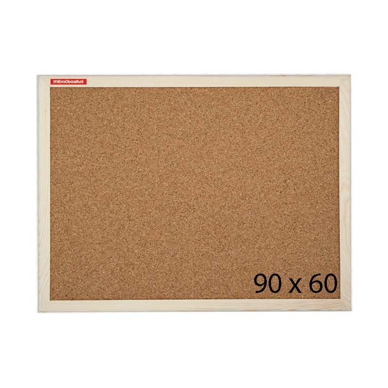 Tablica korkowa Memoboards 90 x 60 cm