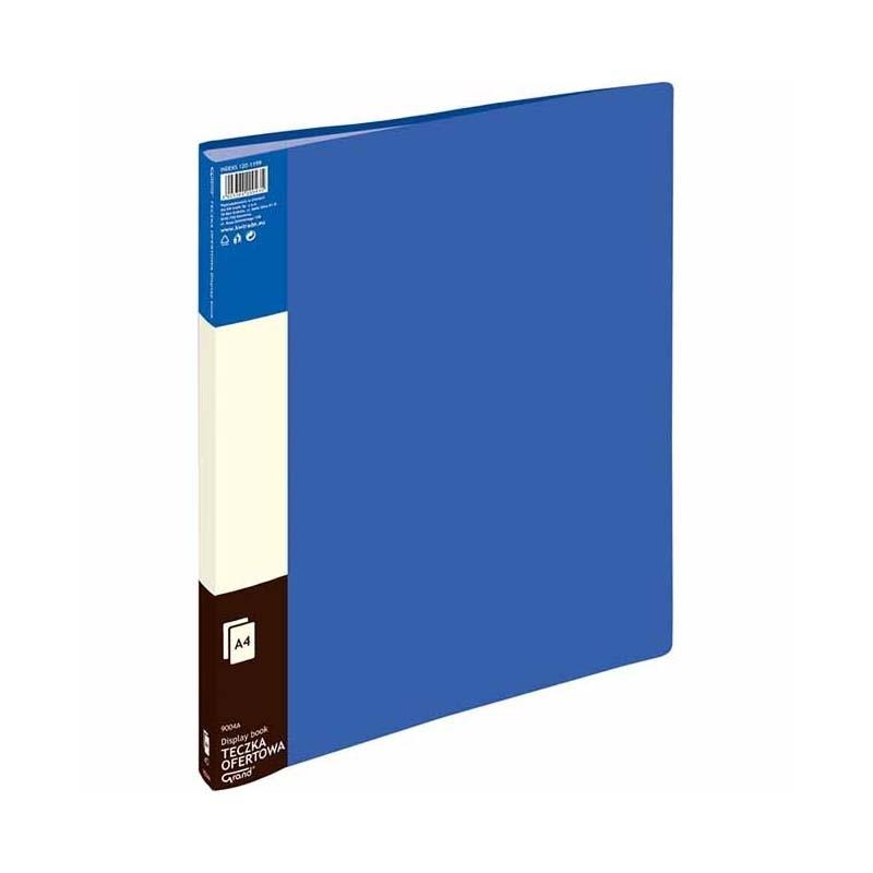 Album ofertowy A4 Grand 80 koszulek niebieski