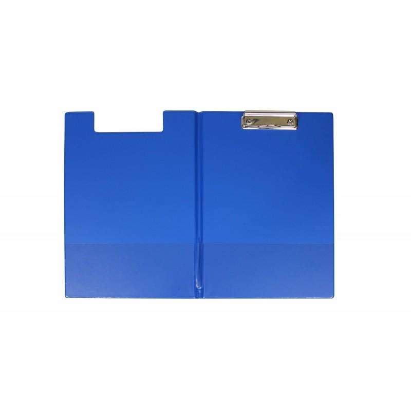 PodkナBdka do pisania Biurfol z okナBdkト� A4, niebieska