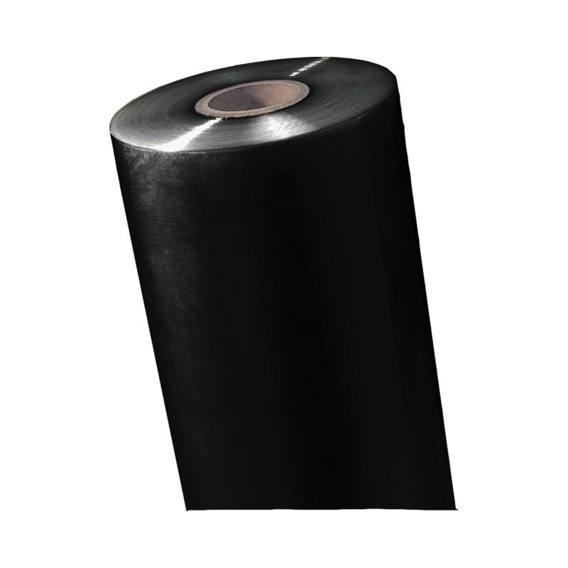 Folia stretch czarna 2,5 kg netto